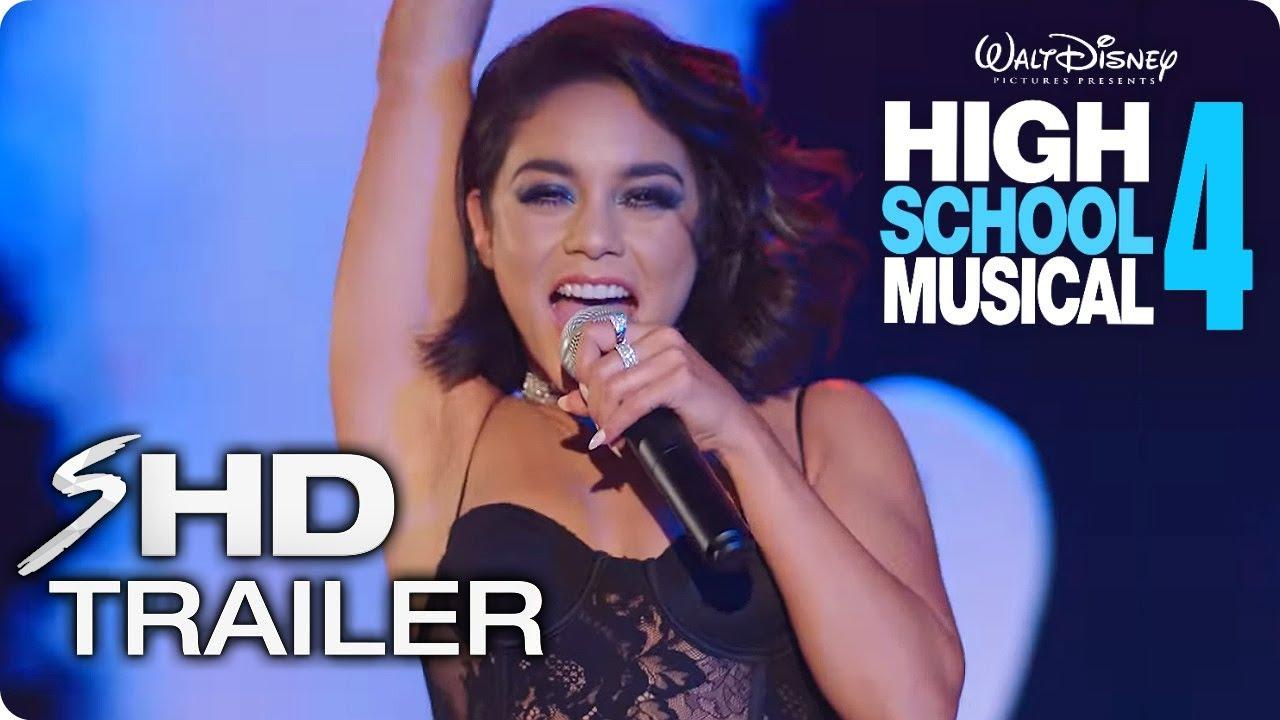 HIGH SCHOOL MUSICAL 4 Teaser Trailer Concept (2020) Zac Efron, Vanessa Hudgens Disney Musical Movie