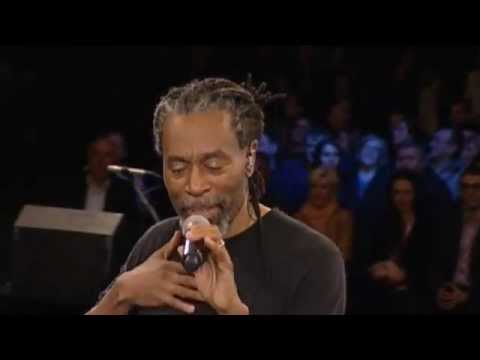 Bobby McFerrin & crowd - I Can See Clearly Now (LIVE in Kaunas)