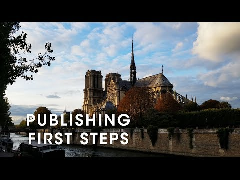 First Steps in a Publishing Career
