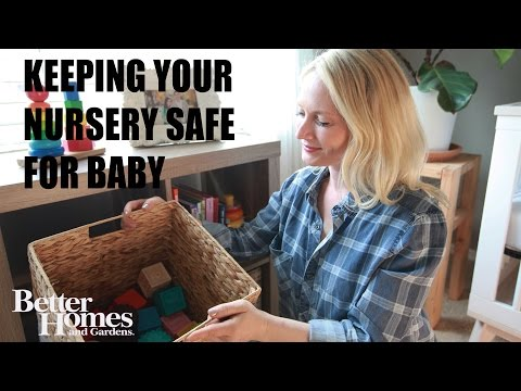 Keeping Your Nursery Safe for Baby