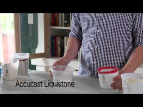 Plaster Baby Hand Castings, How to make, DIY Baby Keepsakes, Bowfield Bronzeworks