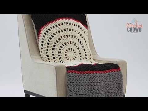 Bernat Blanket Stitch Along: Week 4 Solved