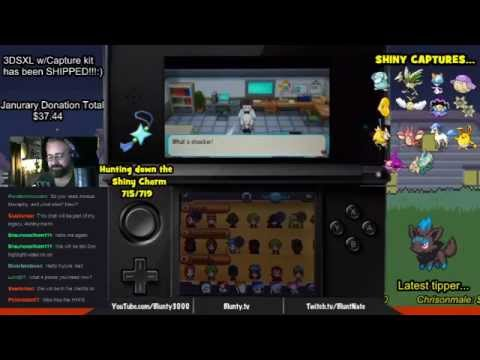 Obtaining the Shiny Charm - Pokemon ORAS