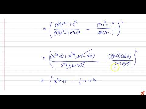 JEE MAINS 2018 JEE MAINS 2018 The term   independent of x in expansion of `((x+1)/(x^(2/3)-x^(1/...