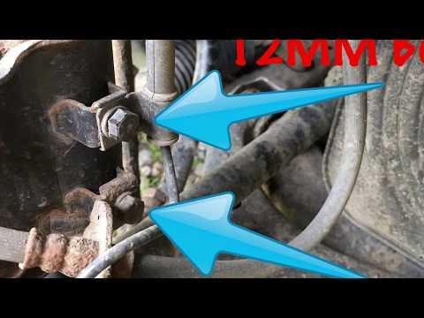 Front Struts Overview 2011 Hyundai Sonata