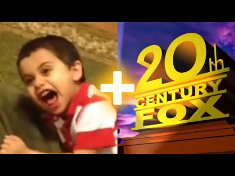 Kid slapped by fly swatter Remix