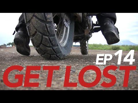 MILES OF RAIN | GET LOST Ep14. | A Solo Motorcycle Adventure to the Darien Gap