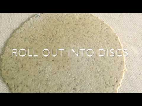 Cracked wheat and Oat Multigrain Roti