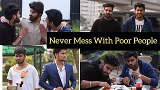 NEVER MESS WITH POOR PEOPLE | VINE | Awanish Singh