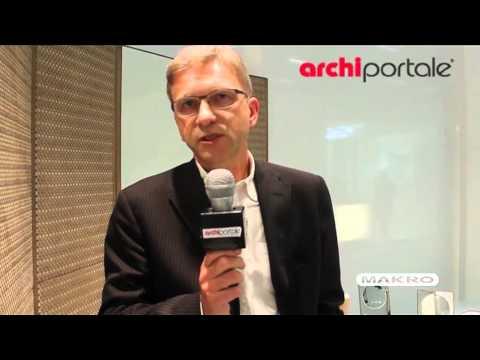 Makro - Interviste cersaie 2012 - Archiportale