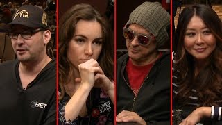 Hellmuth CAN'T HANDLE this table with Boeree, Laak and Ho - SEASON5 Episode 19
