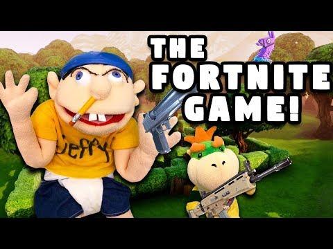 SML Parody: The Fortnite Game!