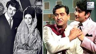 Babita And Randhir Kapoor