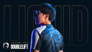 Thank You, Doublelift - Team Liquid LoL Roster Update | lolesports