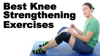 7 Best Knee Strengthening Exercises - Ask Doctor Jo