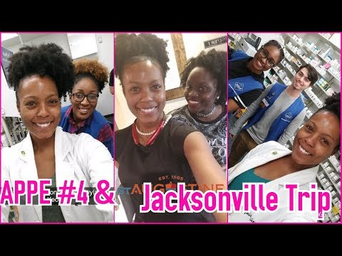 Jacksonville Trip  & APPE #4