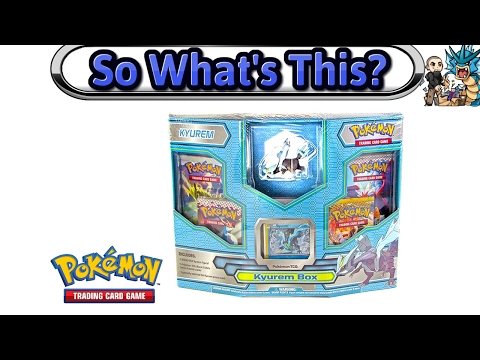 What's This? Kyurem Box