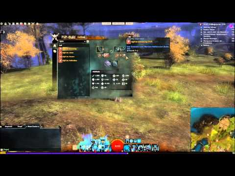 Guild Wars 2 PvP Guide: Shout-Bunker Guardian