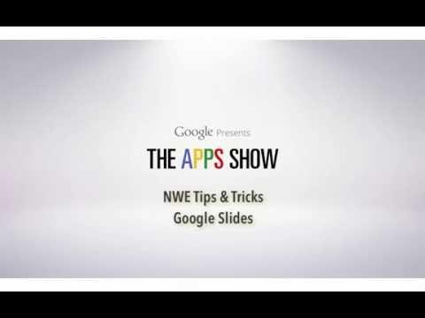 NWE Tech Tips - Google Docs - Using Google Flowcharts
