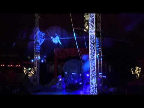 Winter Wonderland Circus Hyde Park - Gymnastic