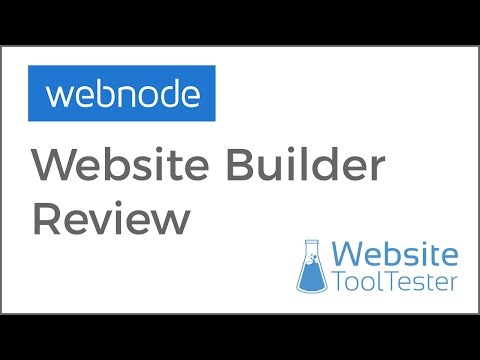 Webnode Review: A brief overview of this multilingual website builder