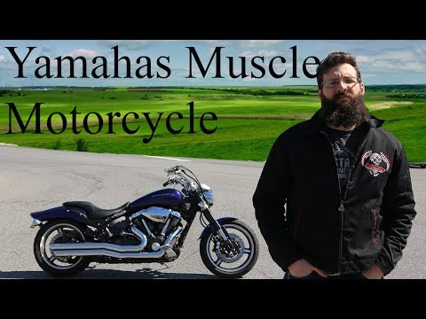 The Yamaha Warrior (102 Cubic inch Motor)