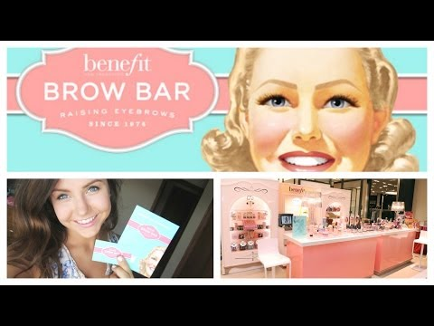Benefit Brow Bar: Review, First Impression & My Experience