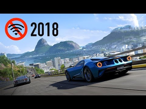 Top 10 FREE OFFLINE Games for Android / iOS 2018 | No Internet required
