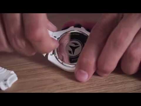 EVINE Live | 634-118 TechnoMarine Cruise California Swiss Quartz Watch w/3-piece Strap Set