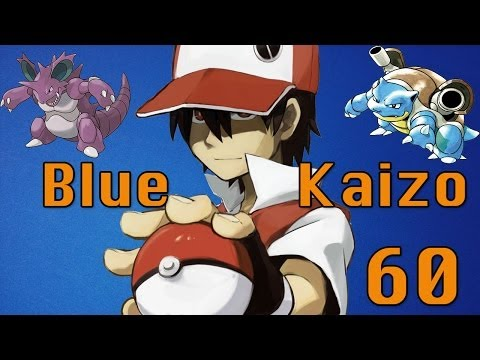 Pokemon Blue Kaizo Walkthrough Part 60: Getting Strength and the Seafoam Islands