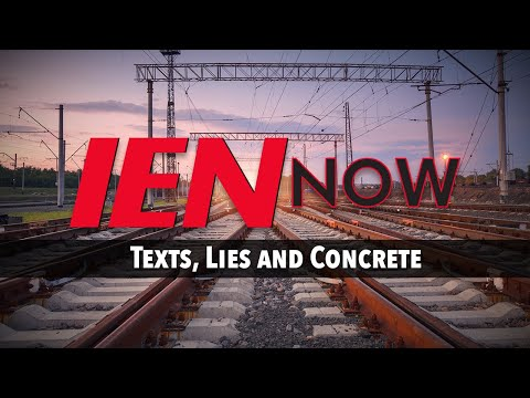 IEN NOW: Texts, Lies and Concrete