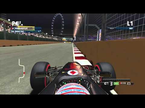 F1 2012 - Singapore Setup - 1.42.891 - XBOX 360