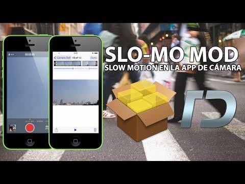 Slow Motion (Cámara Lenta) para iPhone 4, 4S, 5, 5C