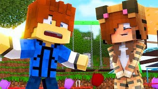 Minecraft Daycare - TINA DID WHAT... !? (Minecraft Roleplay)
