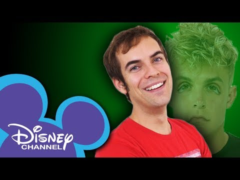Auditioning for Jake Paul's role on Disney