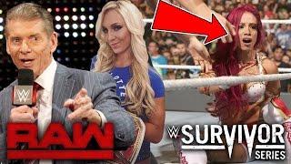 WWE BREAKING NEWS: MR. McMAHON IS DONE WITH SASHA BANKS