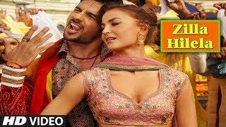 Zilla Hilela Video Song | Jabariya Jodi | Sidharth Malhotra & Elli AvrRam | Tanishk Bagchi