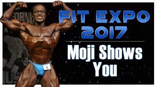 Moji Vlogs!: L.A. Fit Expo 2016 - The Biggest Fitness Expo on the West Coast!
