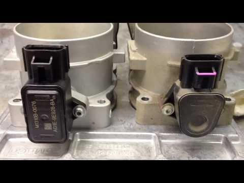 Ford Throttle Position Sensor Replace Without Breakage P2135