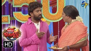 Adhire Abhinay Performance | Jabardasth |  16th November 2017 | ETV  Telugu