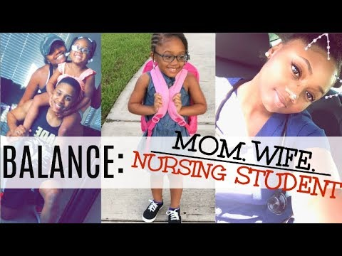 HOW I BALANCE: MOM | WIFE | NURSING STUDENT