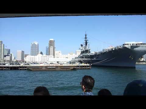 Ferry from San Diego to Coronado Island