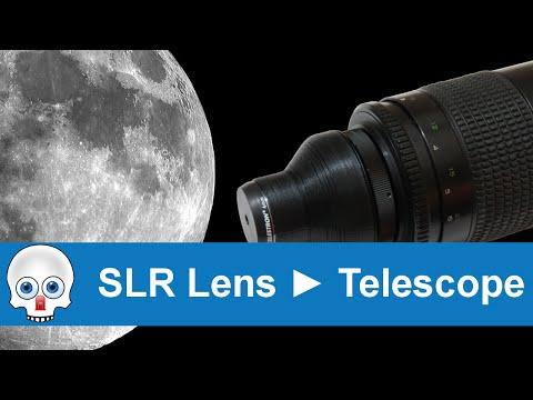 Very simple DIY Telescope