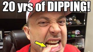 Gum Recession from Dipping & Dip Fridge-NewAir AWB-400DB