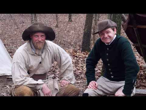 Sorry the Internet Broke - Follow up Q/A with Dan Wowak 18th Century Bushcrafter