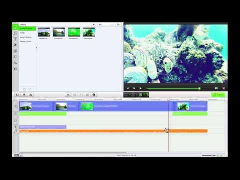 Filmora Video Editor- How to Trim, Split, Crop, Rotate and Adjust a Video