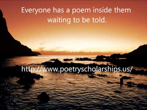 Poetry Scholarships