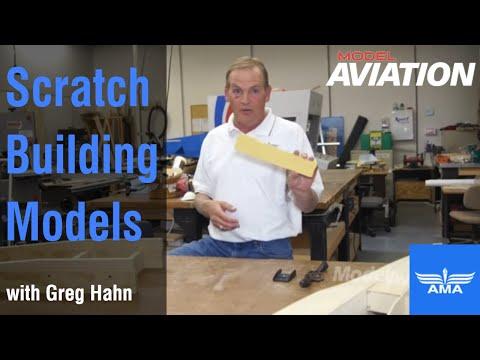 SCRATCH BUILDING A MODEL