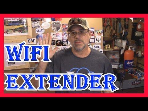 NETGEAR N300 WIFI RANGE EXTENDER  REVIEW