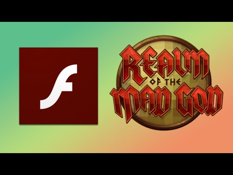 [EASY] RotMG Flash Player/Projector Tutorial-Fast and Simple